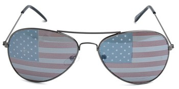 SW American Flag Sunglasses #41028