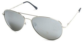 SW Polarized Mirrored Aviator Style #9270