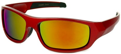 UC red sunglasses